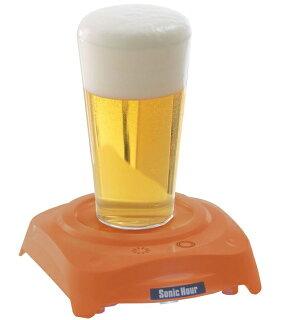 ビールの泡はなぜ立つのか?