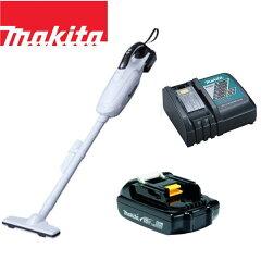 マキタ 18V コードレス 掃除機 CL182FDZW +急速充電器+純正バッテリーBL1820 価格 格安はここ
