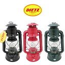 【10%OFF】 【在庫あり、即発送】Dietz #76 オリジナル オイルランタン グリーン 10インチ ハリケーンオイルランタン Dietz #76 Original Oil Burning Lantern (Green/Red/Black) プレゼント 実用的 クリスマス