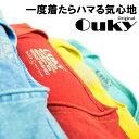 【SALE】 OUKY オーキー Tシャツ VINTAGE WASHED ヴィンテージ加工 コットン100% ビックTシャツ 大きめ ユニセックス 新生活 春夏 プレゼント 実用的 クリスマス