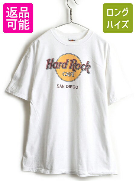 トップス, Tシャツ・カットソー 90s XL SAN DIEGO T ( ) Hard Rock Cafe T USA T T T T 90 T