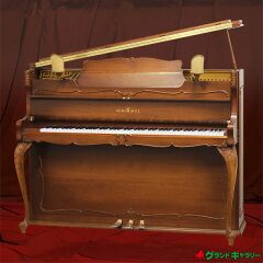 【SCHIMMEL(シンメル)112B】120年以上の輝かしい伝統を持つ、ドイツ「シンメルピアノ」【中古】...