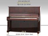 【リニューアルピアノ】KAWAI(カワイ)K51M【中古】【中古ピアノ】【中古アップライトピアノ】【アップライトピアノ】【木目】【170530】