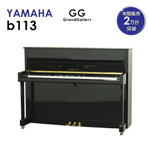 ヤマハ bシリーズ b113