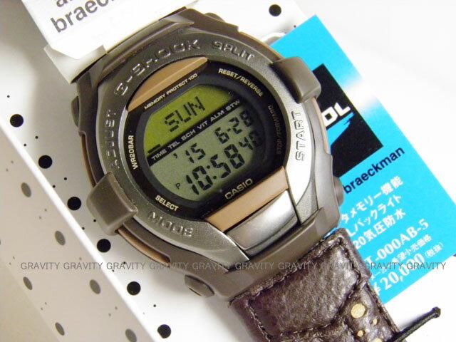 CASIO(カシオ) G-SHOCK(ジーショック)GT-000AB-5 アナリスブレックマン アントワープ東京デザイン ユナイテッドアローズ販売モデル【未使用完品】