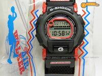 CASIO(カシオ)G-SHOCK(ジーショック)DW-003AW-4BVTWALKER(エアウォーカー)ブルズカラー海外限定【未使用品】