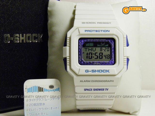 腕時計, メンズ腕時計 CASIO G-SHOCK GLX-5500-7JF SPACE SHOWER TV