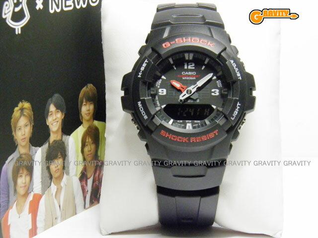 腕時計, メンズ腕時計 NEWSLAWSON 2009 G-100