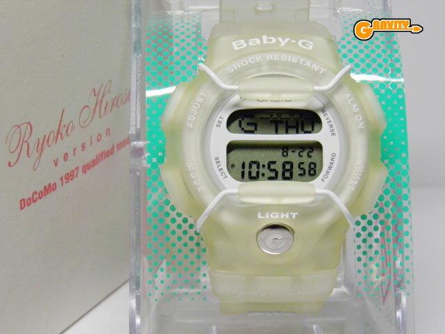 腕時計, レディース腕時計 CASIOBaby-G 1997 NTT DOCOMO( 333 BG-350