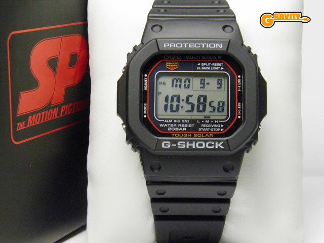 腕時計, メンズ腕時計 CASIOG-SHOCK SP(GW-M5600SP-1JF SP THE MOTION PICTURE V6