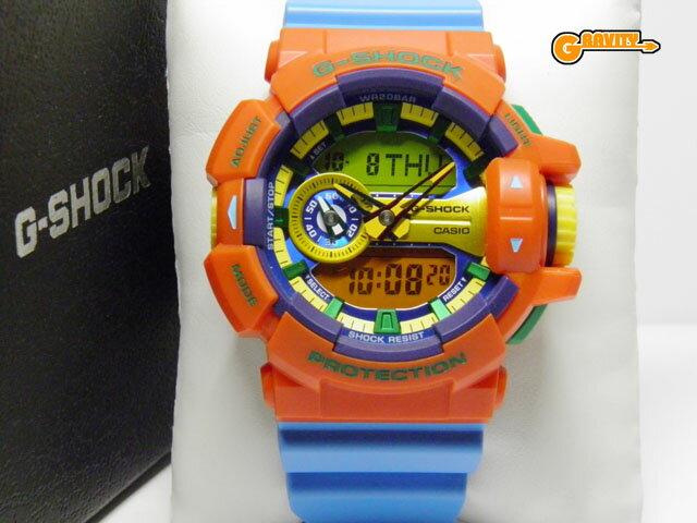 腕時計, メンズ腕時計 GA-400-4AJF Hyper Colors
