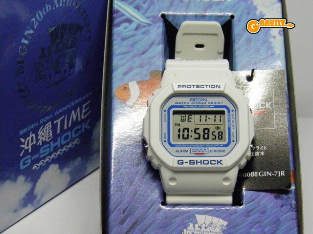 腕時計, メンズ腕時計 DW-5600BEGIN-7JR BEGIN20 TIME