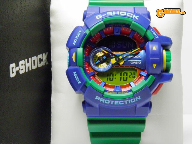 腕時計, メンズ腕時計 GA-400-2A Hyper Colors