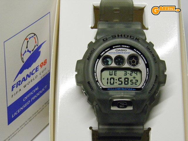 腕時計, メンズ腕時計 DW-6900WF-8TFIFA World Cup 1998 France 98