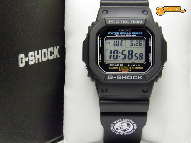 腕時計, メンズ腕時計 BOSSG-SHOCK 50 BOSS() G-5600E-1
