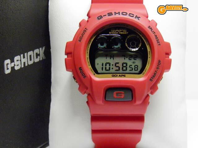 腕時計, メンズ腕時計 A BATHING APE( ) DW-6900 4