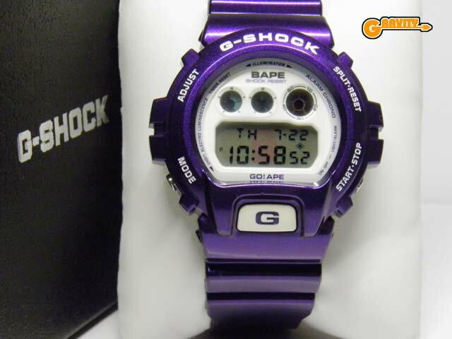 腕時計, メンズ腕時計 A BATHING APE( ) DW-6900 2010 ()