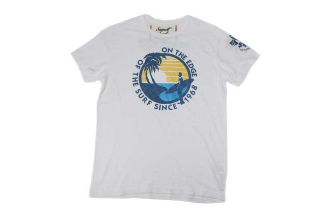 トップス, Tシャツ・カットソー SUNSET SURF T