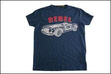 JOHNSONMOTORS/ジョンソンモータースS/STシャツ「レベル550」デッドネイビー