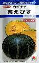 かぼちゃ栗えびす 22粒タキイ交配 DF