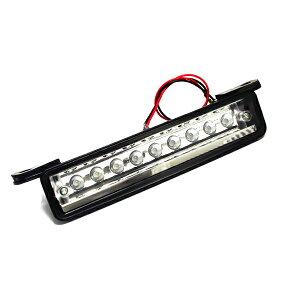 ジムニー/LIMNY 移動用 9連LEDナンバー灯 ナンバー灯ユニット ホワイト ライセンス灯  ライセンス JB23 JA11 JA12 SJ30 JA22 汎用