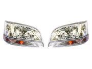 ハイエースワゴン ヘッドライト ウインカー インナー ウィンカー フロント スモーク