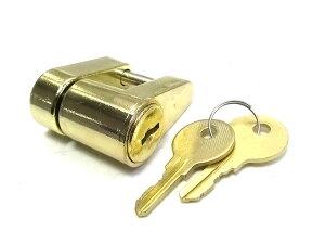 鍵付き カプラーロックピン 2インチ用 トレーラー 盗難防止 セキュリティ ヒッチ カプラー …