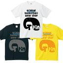 バスケットボールTシャツ 綿100%「Gモンスター」コットンシャツ バスケットボールウェア バスケウェア バスケットボール 籠球 バスケデザイン