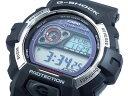 CASIO カシオ G-SHOCK ジーショック メンズ 腕時計 タフソーラー搭載 GR-8900-1 ブラック シルバー