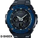 G-SHOCK ジーショック メンズ 腕時計 GST-W110BD-1A2 Gスチール メタルバンド 電波ソーラー 電波時計 ブラック ブラック うでどけい CASIO G-STEEL