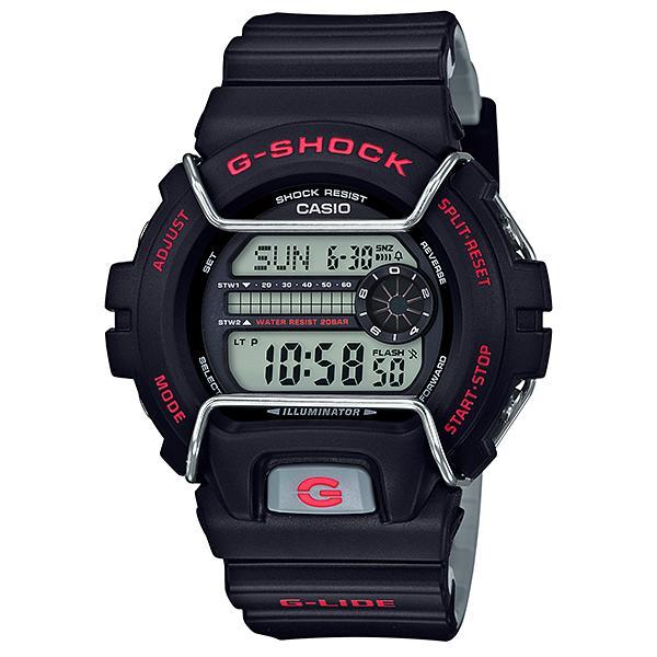 腕時計, メンズ腕時計 CASIO G-SHOCK GLS-6900-1JF G-LIDE G