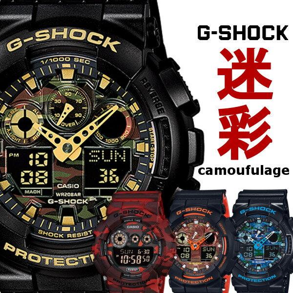 腕時計, メンズ腕時計 1CASIO G-SHOCK G GA-100BR-1A