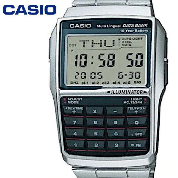 腕時計, メンズ腕時計  DATA BANK CASIO DBC-32D-1A