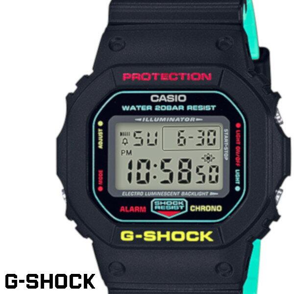 腕時計, メンズ腕時計 G-SHOCK mens Ladies DW-5600CMB-1