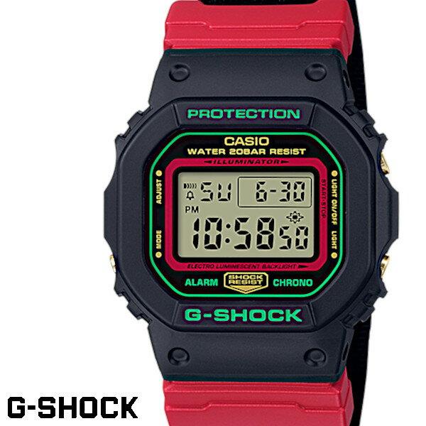 あす楽対応 G-SHOCKジーショック腕時計並行輸入品メンズmen'sレディースLadiesデジタルDW-5600THC-1ク