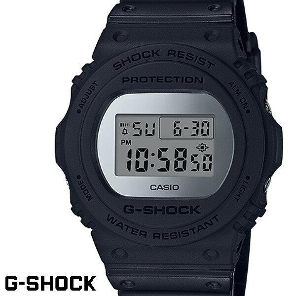腕時計, メンズ腕時計 G-SHOCK G Metallic Mirror Face DW-5700BBMA-1