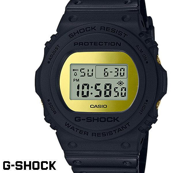 腕時計, メンズ腕時計 G-SHOCK G Metallic Mirror Face DW-5700BBMB-1