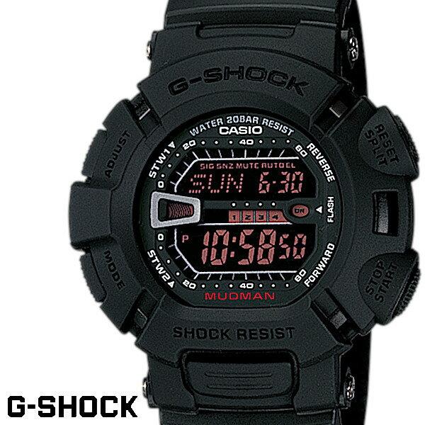 腕時計, メンズ腕時計 G-SHOCK MUDMAN MEN IN RUSTY BLACK G-9000MS-1