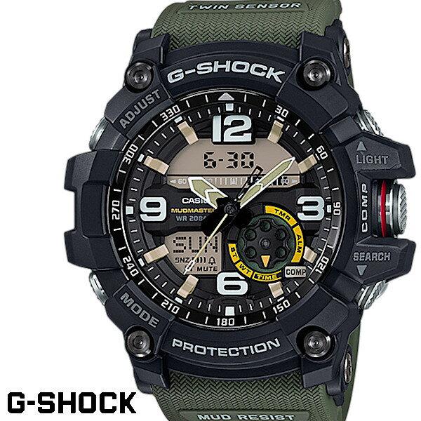 腕時計, メンズ腕時計 CASIO G-SHOCK GG-1000-1A3JF MUDMASTER MASTER OF G G