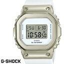 【楽天スーパーSALE】G-SHOCK ジーショック 腕時計 うでどけい メンズ men's レディース ladie's GM-S5600G-7 デジタル ホワイト ゴールド メタル ユニセックス・・・