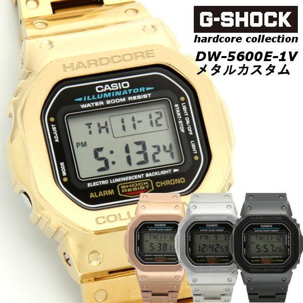 腕時計, メンズ腕時計 G-SHOCK DW-5600E-1 CASIO GMW-B5000D-1JF