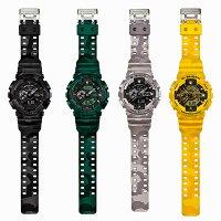 【CASIO/G-SHOCK】【カモフラージュ/迷彩】【送料無料】GA-110CM-3腕時計うでどけいSPECIALGA-110CM-3AJFCamouflageDialSeriesカモフラージュダイアルシリーズGショックジーショックメンズmen'sグリーン緑