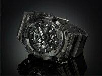 【CASIO/G-SHOCK】【カモフラージュ/迷彩】【送料無料】GA-110CM-1腕時計うでどけいSPECIAL【国内品番GA-110CM-1AJF】CamouflageDialSeriesカモフラージュダイアルシリーズGショックジーショックメンズmen'sブラック黒