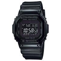 CASIO/G-SHOCK/ジーショック/電波ソーラーメンズ腕時計GW-M5610BB-1JFORIGINオールブラックグロッシー・ブラックシリーズ