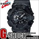 G-SHOCK/��������å�����ե顼����/�º�GA-110CM-1�ӻ���/��֥�å�/��CASIO