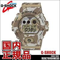 CASIOG-SHOCKジーショックメンズ腕時計GD-X6900MC-5JRCamouflageSeriesカモフラージュシリーズブラウン