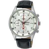 SEIKOセイコークロノグラフSNDC87P2逆輸入品腕時計うでどけいSEIKOメンズ腕時計SNDC87PD