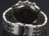 腕時計メンズサルバトーレマーラSALVATOREMARRASM14121-SSSVシルバークロノグラフ防水