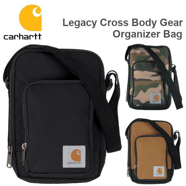 男女兼用バッグ, ショルダーバッグ・メッセンジャーバッグ Carhartt Legacy Cross Body Gear Organizer Bag
