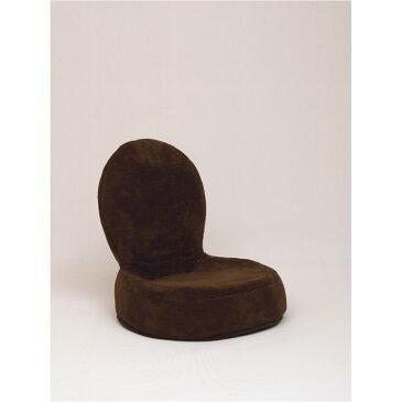 【送料無料】 折りたたみ座椅子マッシュ ブラウン F-932 BR